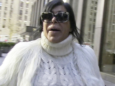 'Mob Wives' Big Ang -- Cameras Off During Final Days
