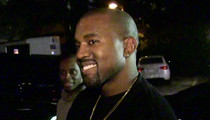 Kanye West -- Financial Savior Told  ... Go Fund Yourself