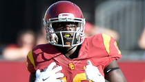 Ex-USC Tight End -- Violent Details In Alleged Robbery Spree