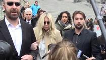 Kesha -- Breaks Down in Tears in Court ... Denied Release from Sony