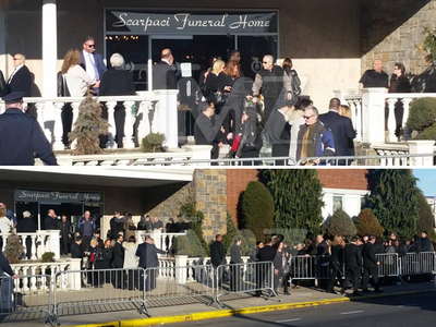 'Mob Wives' Big Ang -- Friends, Family & Co-stars Attend Memorial (PHOTOS)