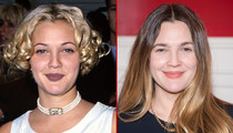 Drew Barrymore -- Good Genes or Good Docs