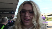 Kesha -- Dr. Luke Forced Me To Lie ... He's His Generation's Bill Cosby