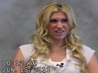 Kesha -- Swears Under Oath ... Dr. Luke Did NOT Sexual Assault or Drug Me (VIDEO)