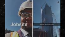 Ndamukong Suh -- Gets Construction Internship ... From Billionaire Boss