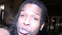 A$AP Rocky Ambushed in Hotel Elevator ... Say Cops & Witnesses