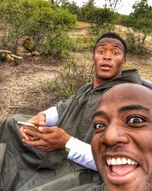 Demarcus Ware & Demaryius Thomas' South African Safari