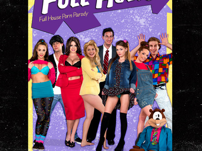 'Fuller House' -- Porn Parody Beats Netflix to Punch (PHOTOS)