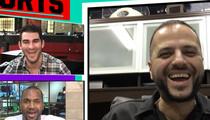 Yasiel Puig -- Yes, He's Buying A Helicopter ... Says Car Customizing Guru