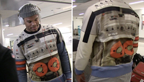 Cam Newton -- Guess How Much My Sweatshirt Cost? (Hint: Expensive)