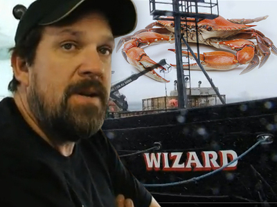 'Deadliest Catch' -- Captain Busted For Illegal Crabbin'