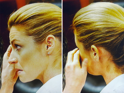 Erin Andrews -- Cries During Dad's Testimony in Stalker's Trial (PHOTO)