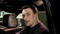 Johnny Manziel -- GF Attack Case Going to Grand Jury
