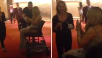 Mariah Carey -- Wheeled Around Vegas ... the Shoes Made Me Do It! (VIDEO)