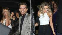 Louis Tomlinson -- Hanging with Zayn Malik's Ex-Fiancee (PHOTO)