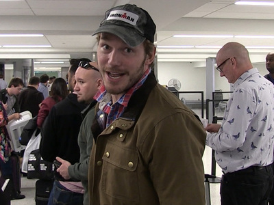 Chris Pratt -- Anna Will Get Fat Pratt in No Time Flat (VIDEO)