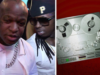 Lil Wayne and Birdman -- Back Together on a Track ... for Love of 'Hate' (AUDIO)