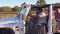 Yoenis Cespedes -- My Next Whip ... Is a PIMPED OUT JEEP!!! (VIDEO + PHOTOS)