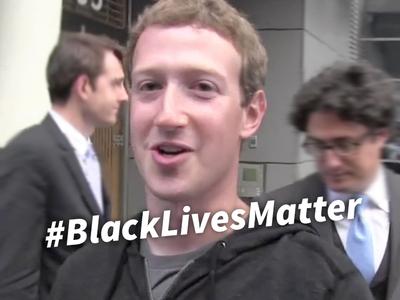 Mark Zuckerberg -- Scolds Facebook Employees for 'Black Lives Matter' Feud