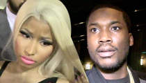 Nicki Minaj & Meek Mill -- Trouble in Paradise