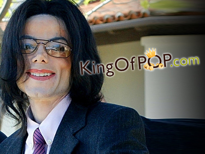 Michael Jackson Estate -- Goes After Popcorn Website ... You're Not the King of Pop!