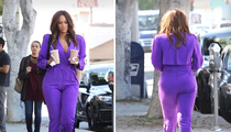 Tyra Banks -- Extra Thickness with Her Milkshakes (PHOTOS)