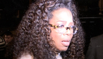 Oprah Winfrey -- Loses $24 Million in One Day ... Thanks, Weight Watchers!