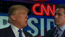 Donald Trump -- Marco Rubio's a Sweat Hog ... Not Presidential Material (VIDEO)