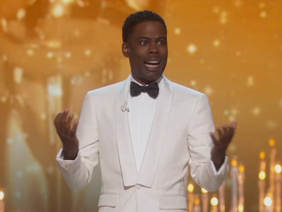 Chris Rock: Jada Boycotted the Oscars? She Wasn't Invited! (VIDEO)