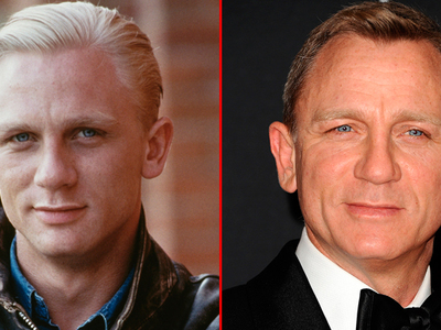 Daniel Craig -- Good Genes Or Good Docs?