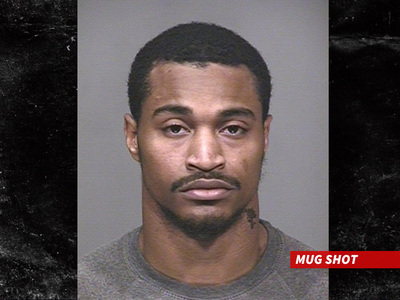 NFL's Jaelen Strong -- Texans WR Arrested for Weed ... Goes to Jael (MUG SHOT)