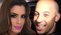 Miss Colombia -- I'm Vin Diesel's 'xXx' Love Interest!!!