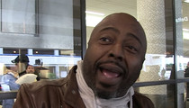 Chris Rock Took It Easy On Will & Jada Pinkett-Smith ... Says Rock's Pal Donnell Rawlings (VIDEO)