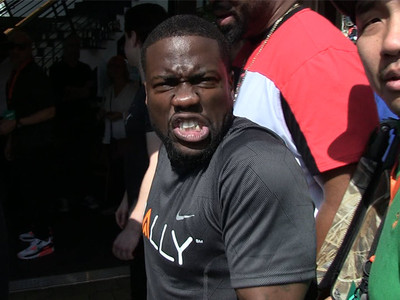 Kevin Hart -- My Shoe Is NOTHING Like Drake's ... 'Cause You Can Afford It