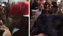 Stevie J -- Goes Down Hard In N.C. Brawl (VIDEO)