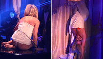 Jane Krakowski -- Butt Krak Outski for NYC Performance (PHOTOS)