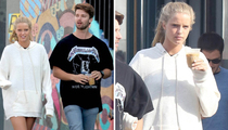 Patrick Schwarzenegger -- Meet My Smokin' Hot New Girlfriend (PHOTOS)