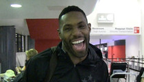 Antonio Cromartie -- Holly Holm Will Destroy Miesha Tate ... And Then Twerk (VIDEO)
