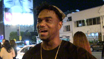 Edgerrin James -- Peyton Manning Should Come Back ... 'Free Money!!' (VIDEO)