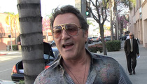 Frank Stallone -- When Sly Lost ... I Was Just an Italian Emotional Brother (VIDEO)