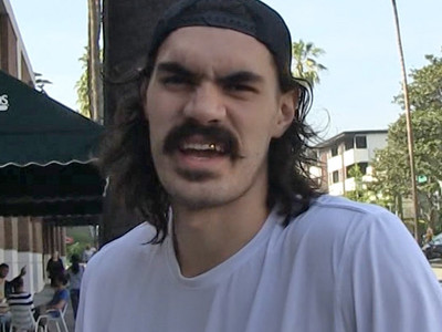 NBA's Steven Adams -- I Got Mistaken for Jason Momoa ... And It Was Awesome! (VIDEO)