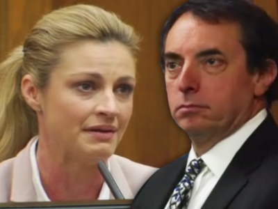 Erin Andrews -- I Want That Marriott Guy Who Ogled Me Back on the Stand