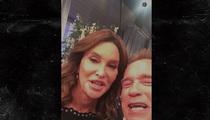 Arnold Schwarzenegger, Caitlyn Jenner -- We've Been Tight for Decades (VIDEO)