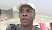 Sugar Ray Leonard -- Threatened by 'Stalker' ... I'll Kill You and Your Family