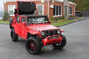 Carmelo Anthony's Custom Car