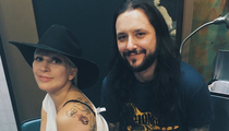 Lady Gaga -- Tattoo Pact With Sexual Assault Survivors (PHOTOS)