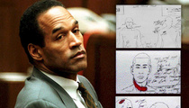 O.J. Simpson Murder Case -- Buck Knife Could Produce Ron and Nicole's Fatal Wounds