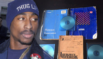Tupac Shakur -- Resurrected ... Handwritten Notebooks And New Music Unearthed