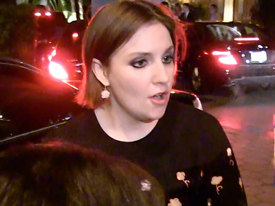 Lena Dunham -- Hospitalized ... Will Undergo Surgery