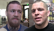 Conor McGregor -- Hints at Rematch with Nate Diaz ... 'I'll See You Again'